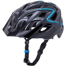 Kali Chakra Plus Casco, matte black/blue